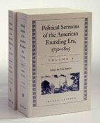 Political Sermons of the American Founding Era: 1730�1805